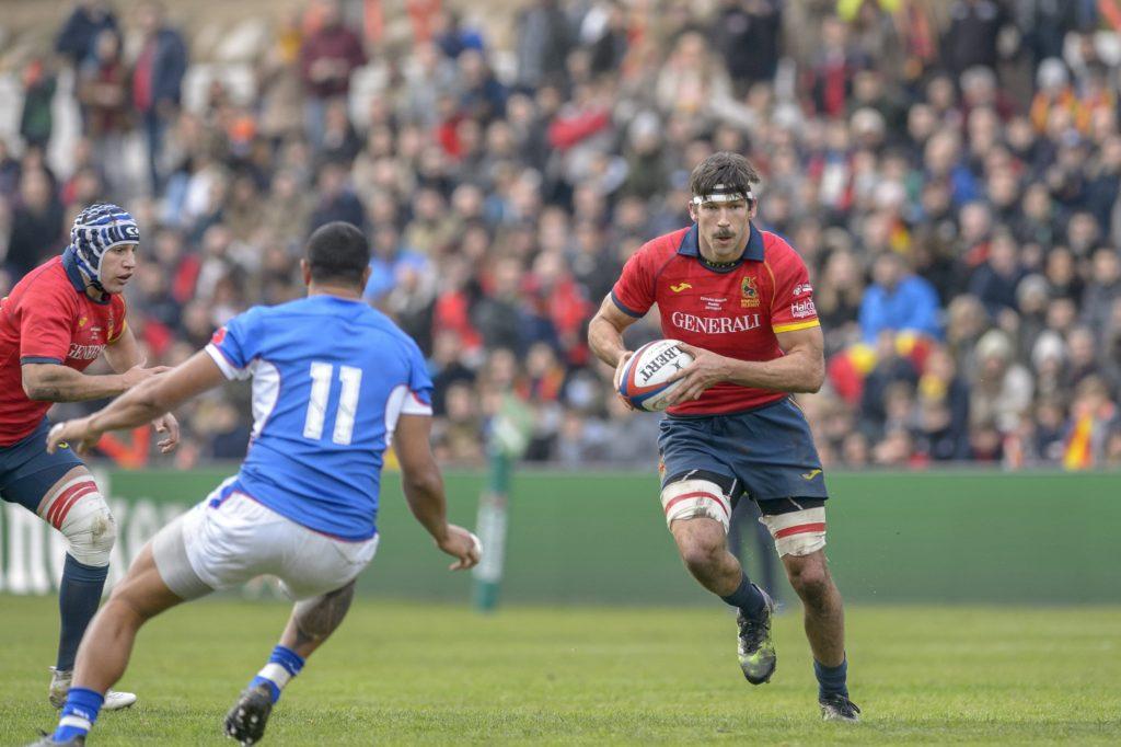 David barrera howarth Rugby