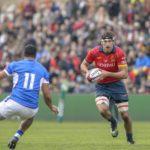 David Barrera Rugby